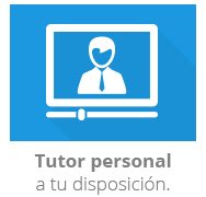 Tutor personal a tu disposición